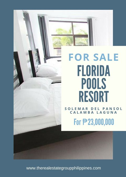 FOR SALE! FLORIDA POOLS RESORT Pools: 1 Lap Pool 1 Kids Pool 1 Jacuzzi Rooms: 6 with own AC Units and Toilet & Bath For 23000000  http://ift.tt/2pTDlIg