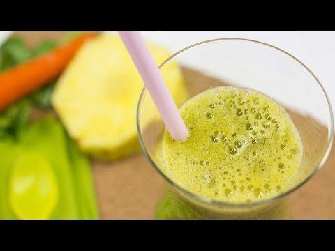 Frullato di pera, barbabietola e spinaci per rivitalizzare l'organismo - Vivere più sani