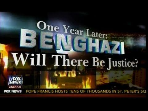 Will we ever get answers to Benghazi? Judge Jeanine Pirro - Benghazi Terror Attack One Year Later And Still No...