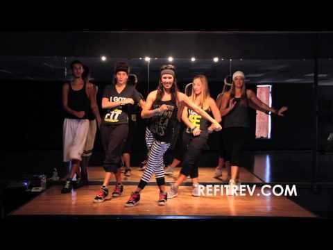 ▶ REFIT® CARDIO DANCE FITNESS Ice Ice Baby (Remix), Vanilla Ice - YouTube