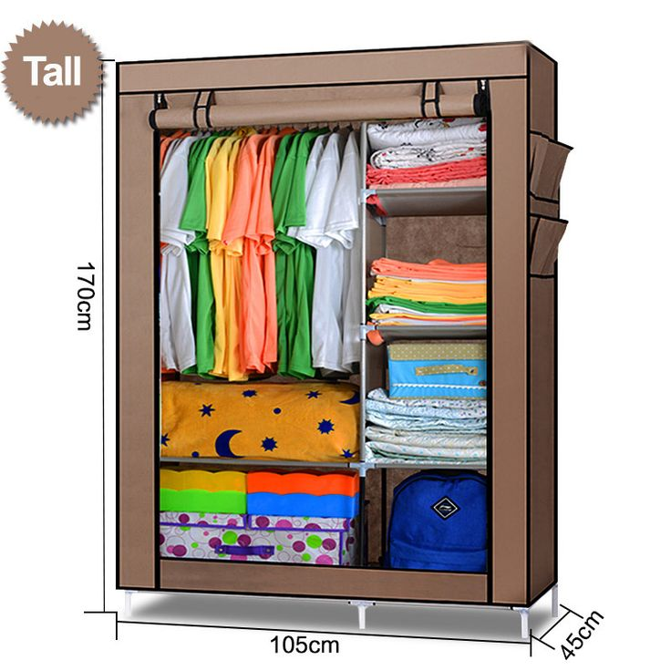 Best 25+ Portable Wardrobe Closet Ideas On Pinterest