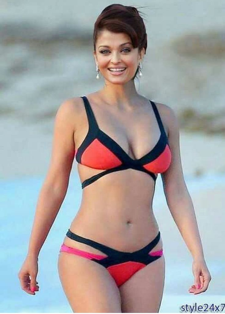 Aishwarya Rai  Kardashian Bikini, Bollywood Actress Hot