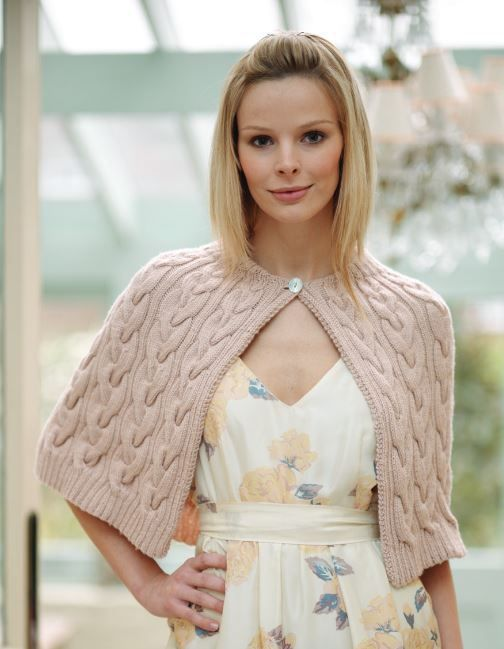 Free Knitted Capelet Patterns : 454 best images about Shawls and Cowls on Pinterest Free pattern, Shawl and...
