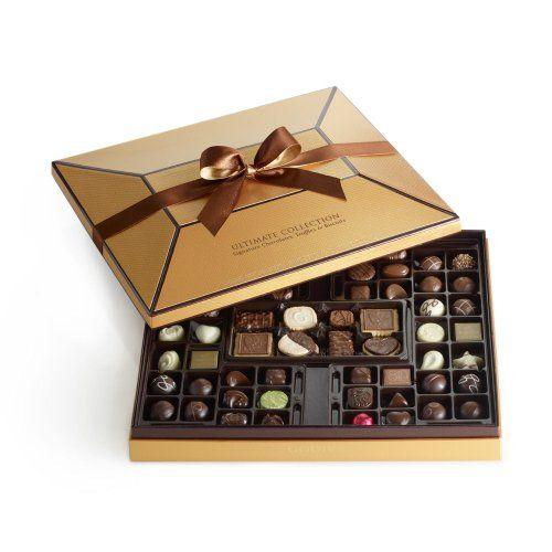Godiva Chocolatier Ultimate Collection