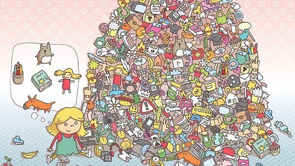 Děti potřebují mít všechny hračky na očích, tudíž je vnímají uklizené na těch místech, kde je položily.