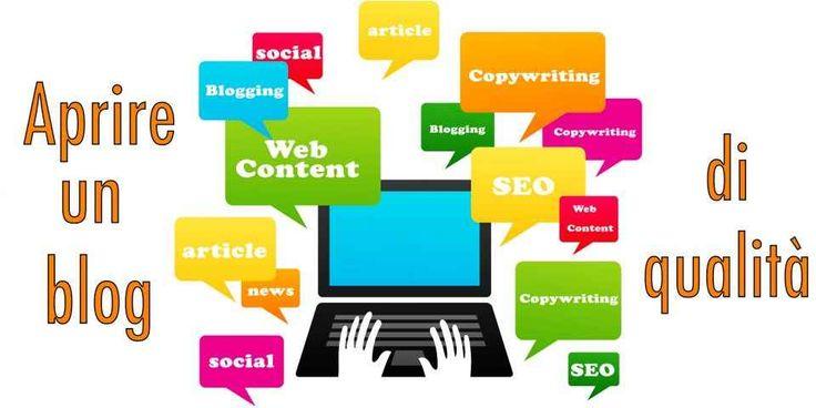 Aprire un blog di successo, ecco come fare! Scopri quali sono i trend, le migliori strategie di web marketing, consigli e guide sul mio blog, il primo in Italia dedicato al Web Marketing per l'Entertainment. Scopri come la creazione di siti we #web #marketing #blog #wordpress