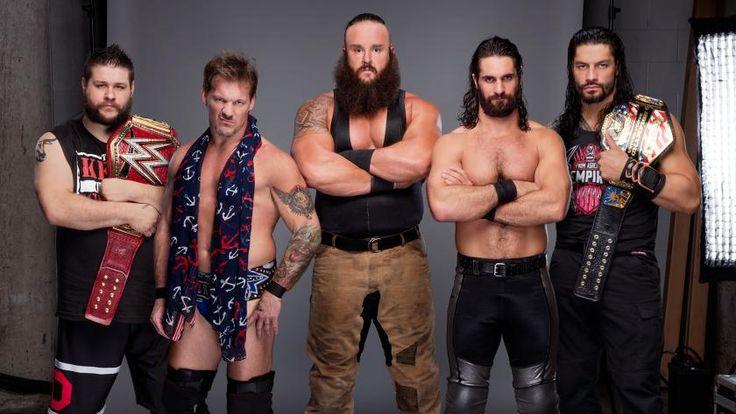 Survivor Series team photos