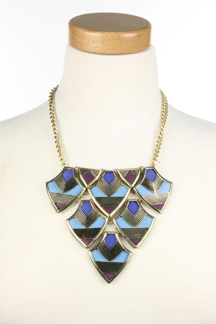 True Blue Necklace $34 on www.bytherapy.com