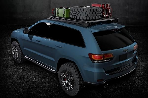Concept Deliver An Industry Leading Roof Rack For The Wk2 2011