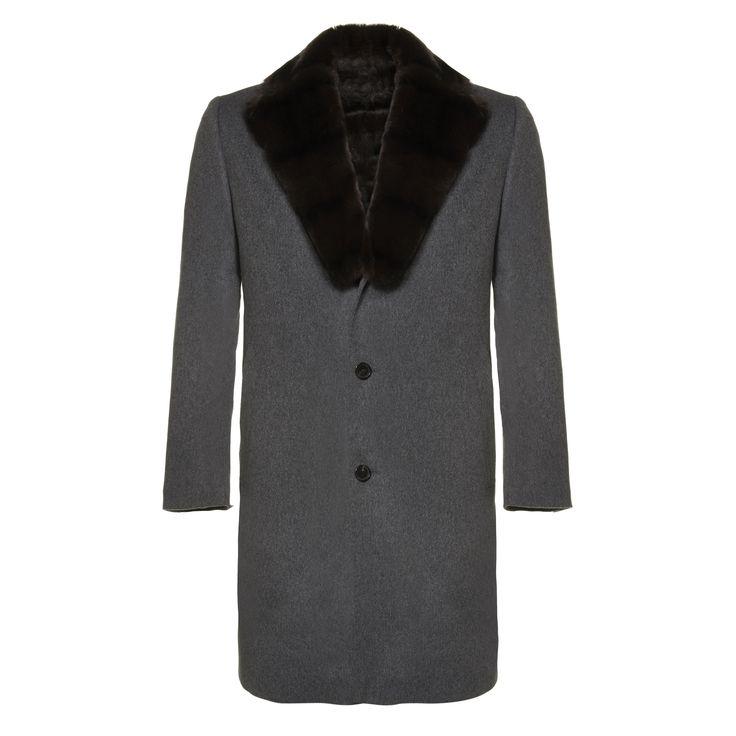 Hugo Boss BOSS Men's Cashmere Lordo Coat, £3000.