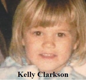 19 best images about yearbook pictures of celebrities for How many kids does kelly clarkson have