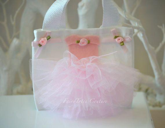 Pequeña bailarina Tutu bolsas  bolsas de Princess Tutu