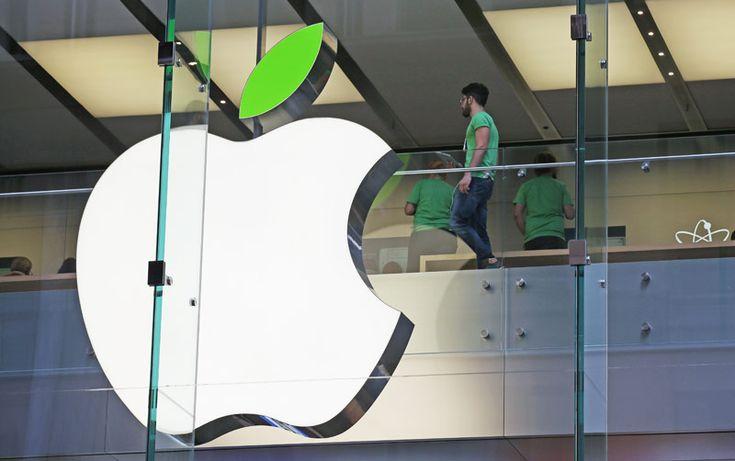 Завтра логотип Apple окрасится в зеленый цвет в честь Дня Земли MacDigger | MacDigger.ru – новости из мира Apple
