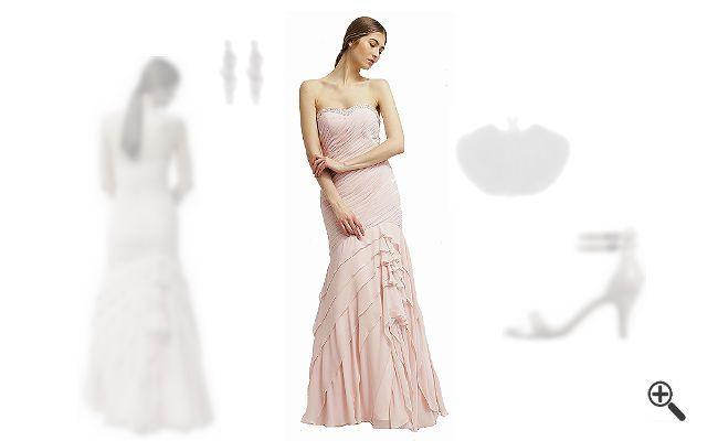 25 best ideas about abendkleider lang rosa on pinterest rosa abendkleid blush prom kleid and. Black Bedroom Furniture Sets. Home Design Ideas