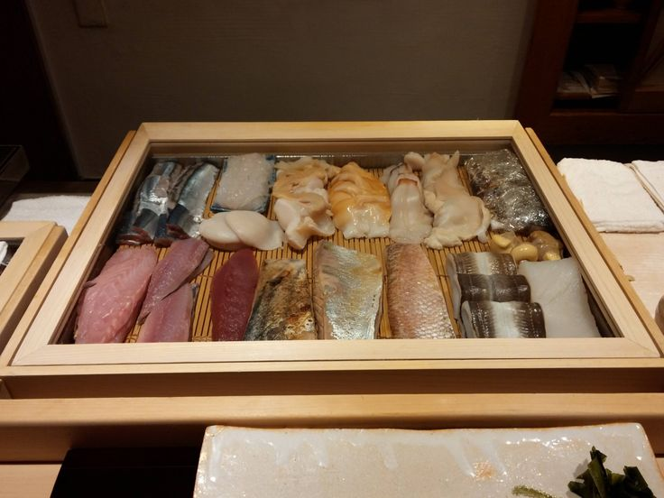Perhaps the Best Sushi in Japan - Sushisho Masa located in Nishi-Azabu Minato Tokyo (30 Images)