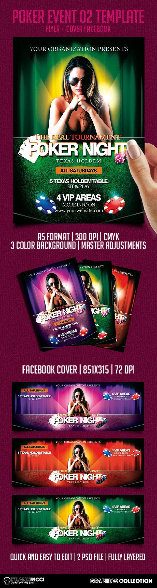 Poker 02 New PSD Template avalaible on http://frankricci.it/poker-02/