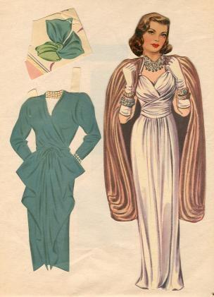 dress, glamour