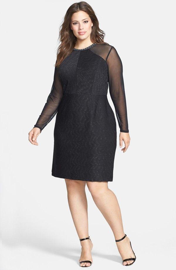 losrecuerdosdelbaulolvidado: Plus size dresses At Nordstrom