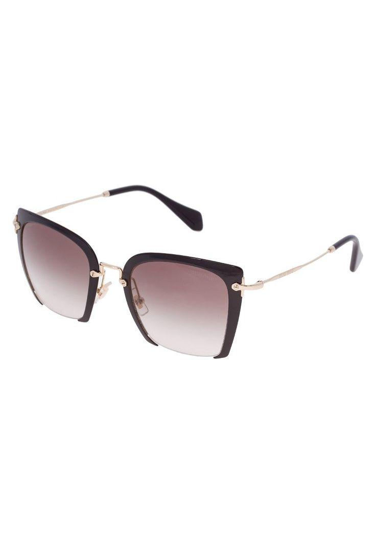 Miu Miu Sonnenbrille black Premium bei Zalando.de | Premium jetzt versandkostenfrei bei Zalando.de bestellen!