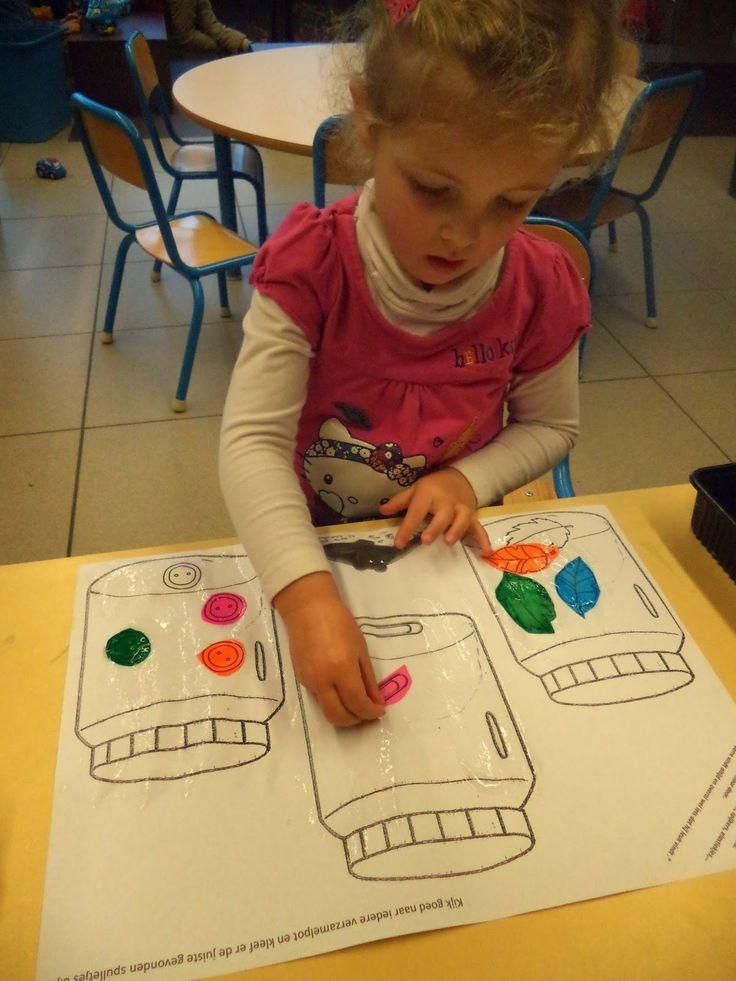 Peuterklas - Juf Evelien: Berre vindt een papiertje