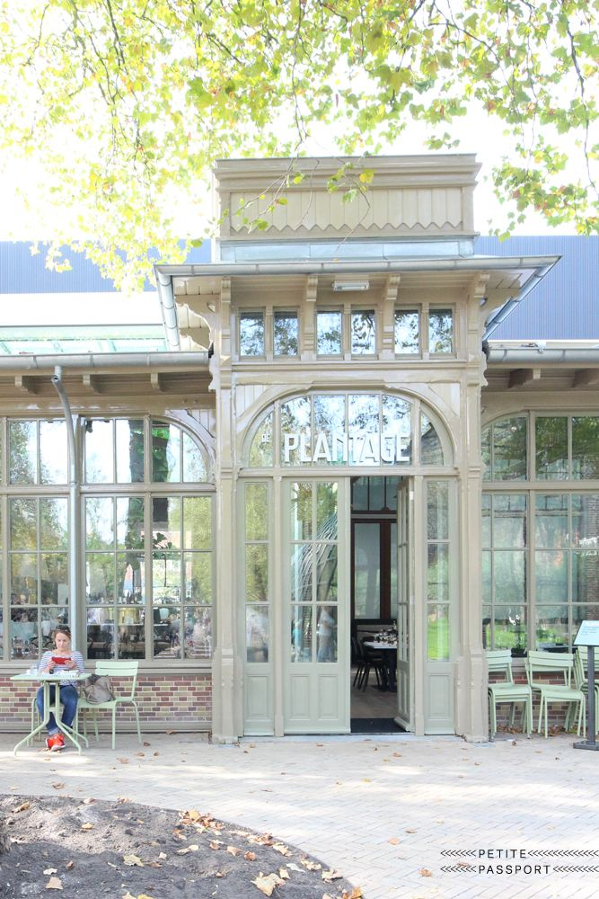 When I was in Amsterdam recently, I went to de Plantage. A great restaurant next to Artis, the oldest zoo in the Netherlands. It was a beautiful sunny day and on the terrace (which they will expand next Summer) you could relax in the sun,...