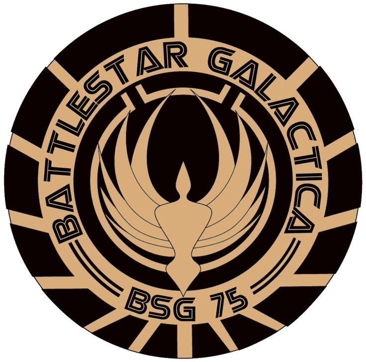 Battlestar Galactica Seal - viperaviator.deviantart.com