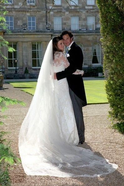 Rupert Finch marries Lady Natasha Rufus Isaacs