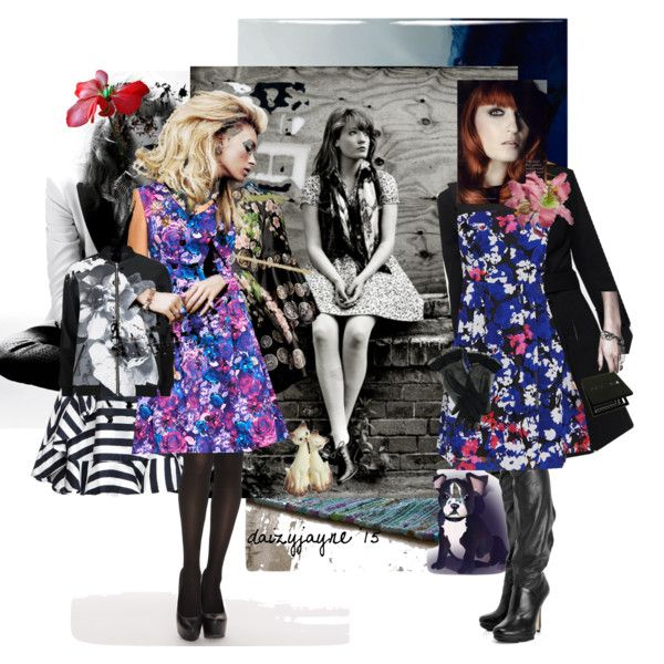 dresses by daizyjayne on Polyvore featuring The Fifth Label, Vogue, Camilla Skovgaard, Magical Thinking, Dolce&Gabbana and polyvorecompactcontest