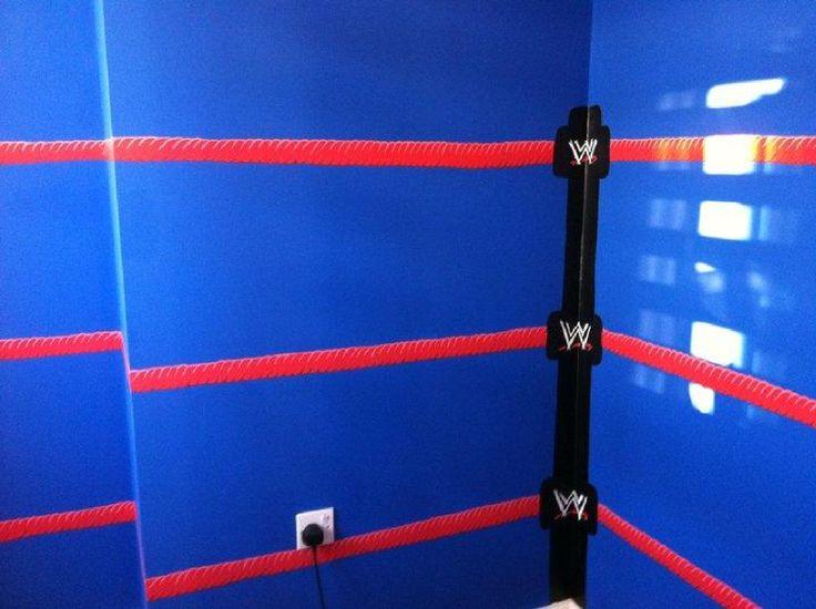 wwe bedroom   Murals by Ryall Design   Children s Bedroom Murals. 36 best WWE bedroom ideas images on Pinterest   Wwe bedroom