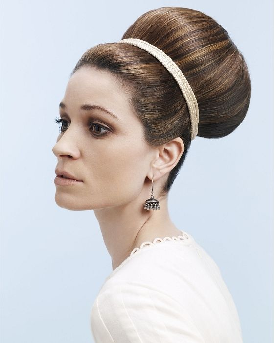 Beehive Style Wedding Hair: 38 Best Images About Bun, Bouffant, Beehive Hair Style On