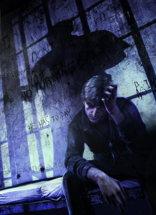 Murphy Pendleton, from Silent Hill Downpour.