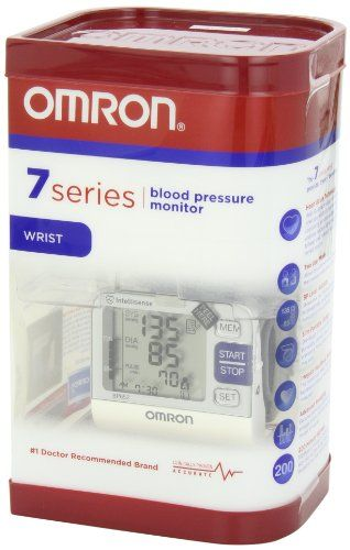 Omron 7 Series Wrist Blood Pressure Monitor | Multi City Health List Price: $88.00 Discount: $38.01 Sale Price: $49.99