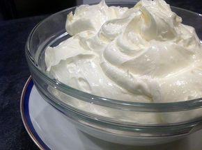 Cómo preparar una crema de mantequilla para rellenar y decorar nuestras tartas, pasteles y cupcakes, queda genial no te la puedes perder