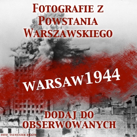 Original photos of Warsaw Uprising 1944.  Follow profile warsaw1944 on Instagram.