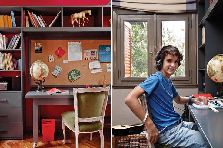 Cuarto adolescente al ritmo de los cambios reas de for Cuarto adolescente