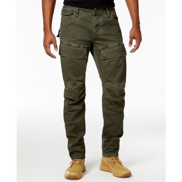 G-Star Raw Men's 5620 Air Defense 3D Slim-Fit Cargo Pants ($170) ❤ liked on Polyvore featuring men's fashion, men's clothing, men's pants, men's casual pants, shamrock, mens slim pants, mens slim cargo pants, mens slim fit pants, mens slim fit cargo pants and mens cargo pants