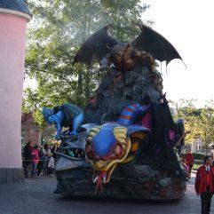 Uhyggelig Halloween parade - Mit nyeste blogindlæg handler om hvorfor jeg bare ikke kan få nok af Disney magien i Disneyland Paris