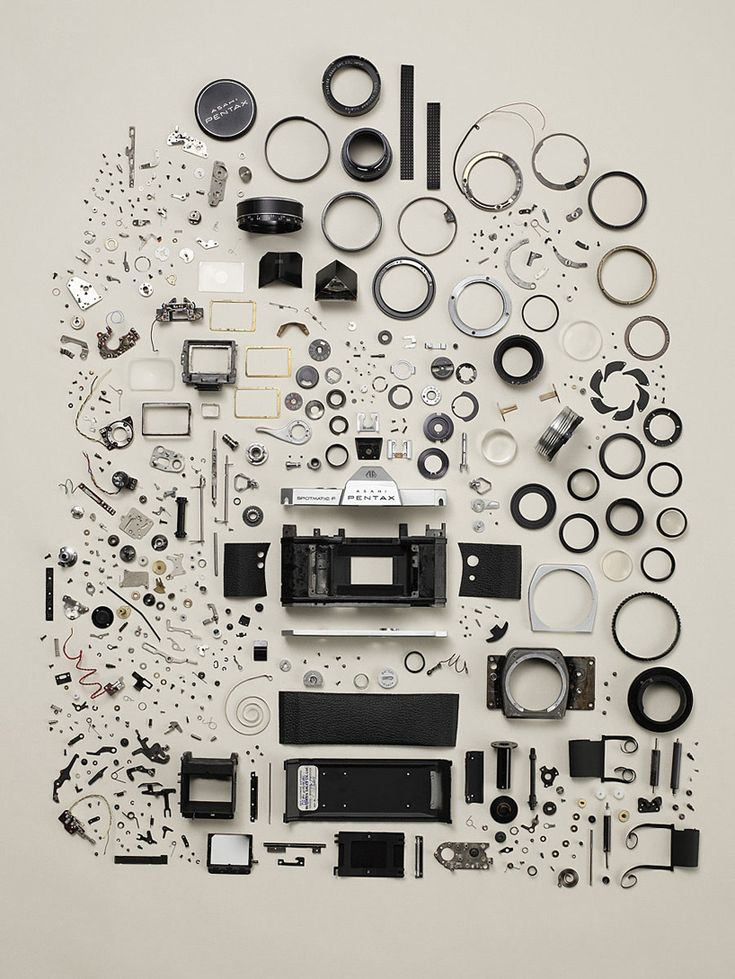 todd mclellan: disassembly