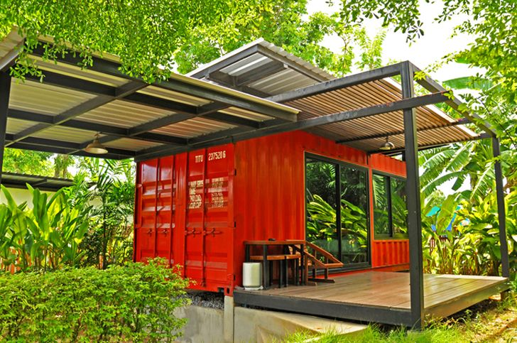 How to Customize and Spice Up a Shipping Container Home | Inhabitat - Sustainable Design Innovation, Eco Architecture, Green Building