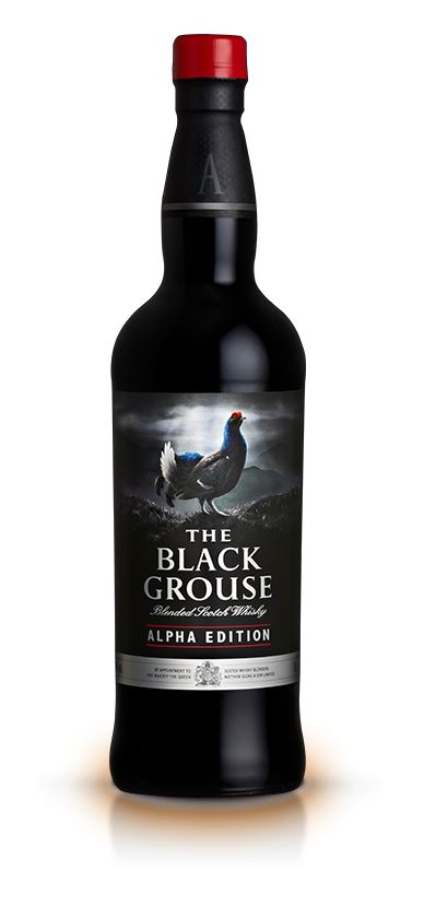 The Black Grouse Alpha Edition | The Famous Grouse