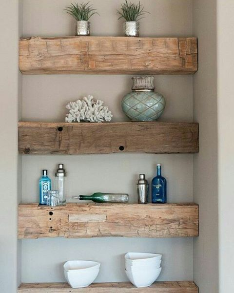 Simple stunning shelf #simplicity #livestyle #inspiration #instadaily #instacool #instalove #instamood #instafresh #interior #home #london #paris #design #newyork #architecture #art #bathroom #cool #shelves #wood #timberland #bottles #flowers #style #styleblogger #styling