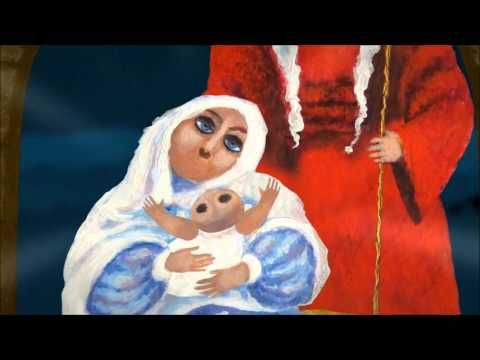 """Рождественская колядка """"Ночь тиха над Палестиной"""""""