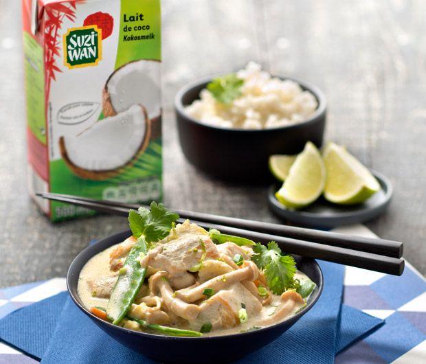 les 25 meilleures id 233 es de la cat 233 gorie curry de poulet vert sur poulet au curry thai