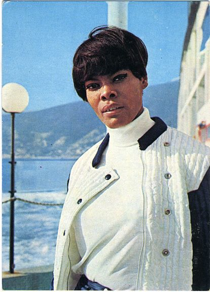 Vintage Dionne Warwick | vintage dionne warwick- style and edge