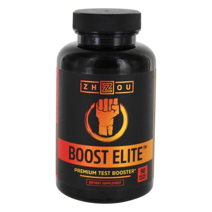 Zhou – Boost Elite Premium Testosterone Booster – 90 Vegetable Capsule(s)