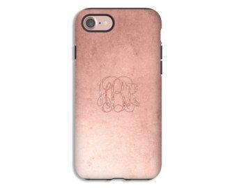 Monogram Iphone 8 Case 8 Plus Case Rose Gold Iphone 7 7 Plus Case Iphone 6s 6s Plus 6 6 Plus Cases Iphone Cases For Girls Monogram Phone Cases Phone Case