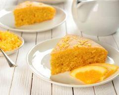 Gâteau à l'orange facile