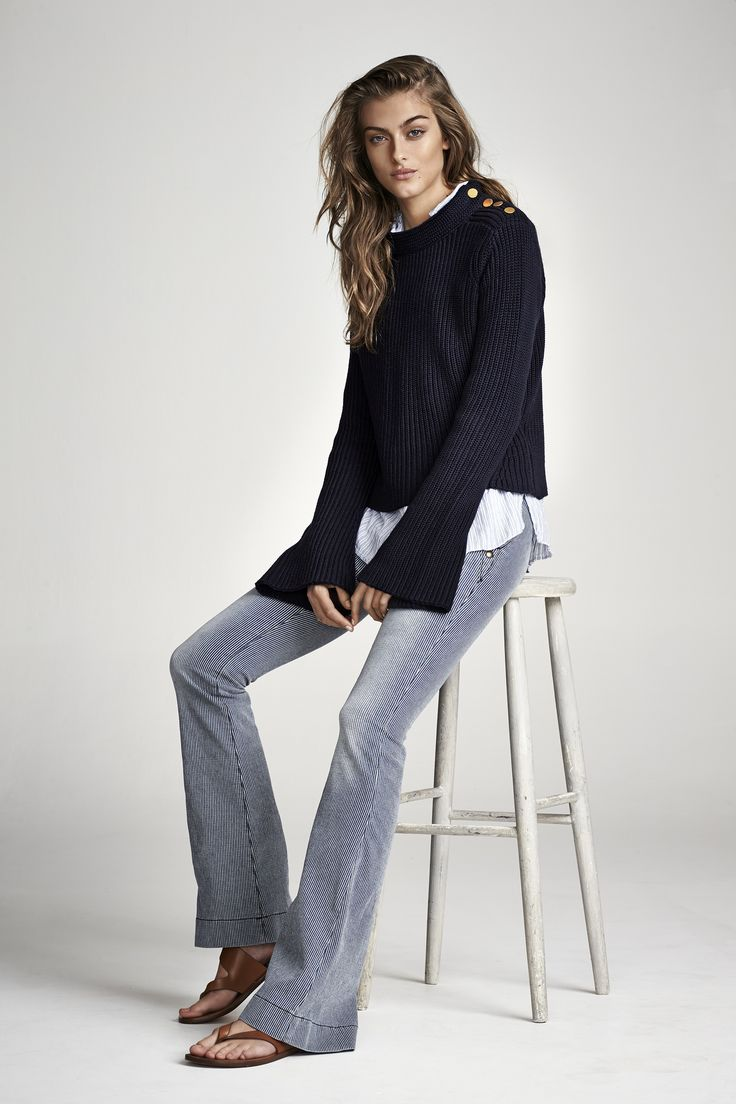 Essential Gilcrest Knit & Collbran Pant (http://www.hunkydory.com. Chunky  KnitsShop ...