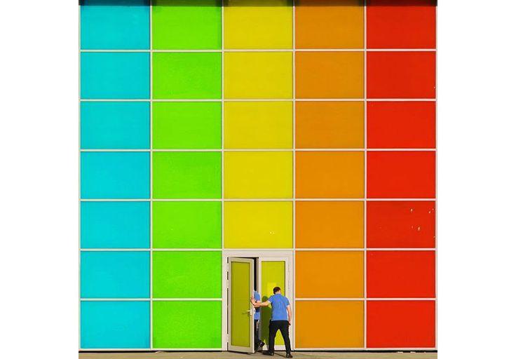 Photographer Yener Torun Captures Istanbul's Sublime Colourful Side - D'Marge