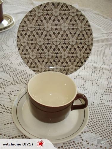 What pattern is that plate?